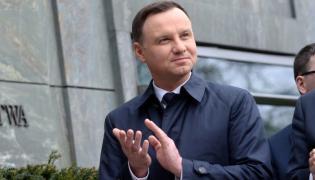 Andrzej Duda pozytywnie oceniany przez Polaków