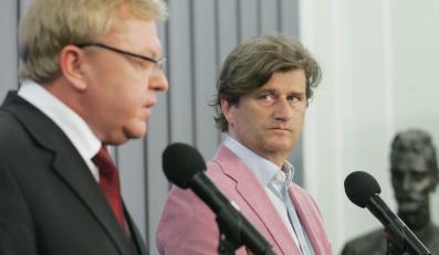 Chlebowski: Nie wyrzucimy Palikota