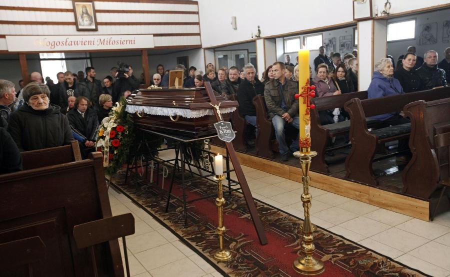 Pogrzeb 34-latka, który zmarł po policyjnej interwencji w Białymstoku