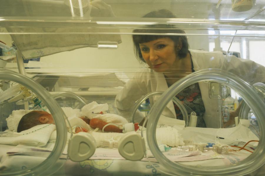 Dr n. med. Marzena Dębska