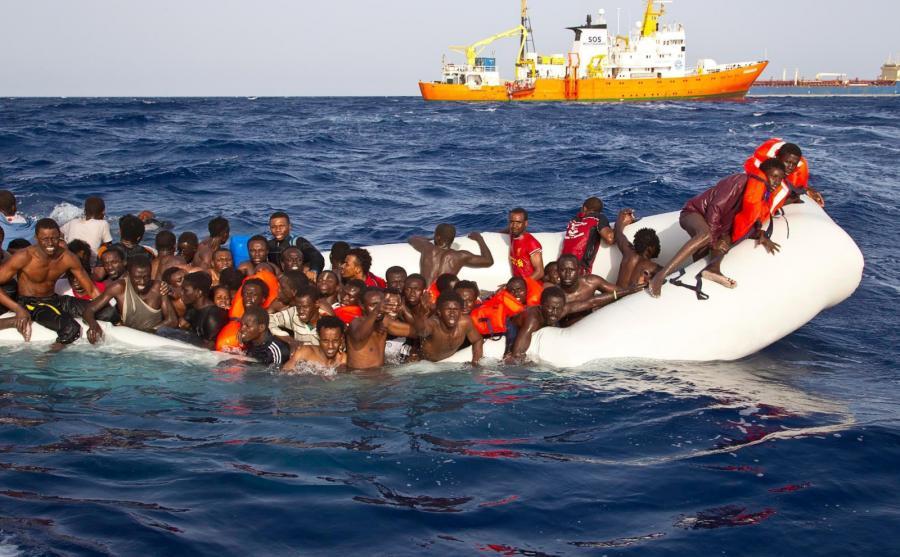 Wielu uchodźców zginęło