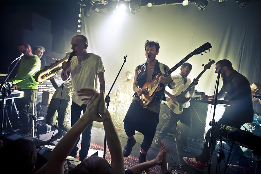 Jazzombie –jeden z najciekawszych projektów na naszej scenie