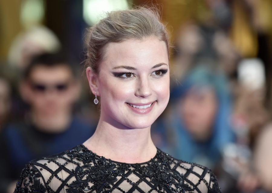 Emily VanCamp to na ekranie Sharon Carter / Agent 13