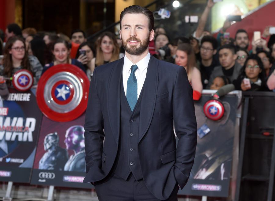 Chris Evans – filmowy Steve Rogers / Captain America
