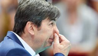 Trener siatkarzy PGE Skry Bełchatów Philippe Blain