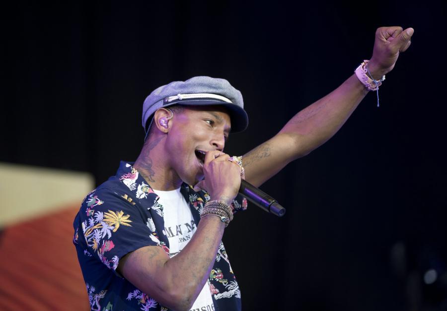 Pharrell Williams to dziś jeden z najbardziej wziętych wokalistów, producentów i muzyków