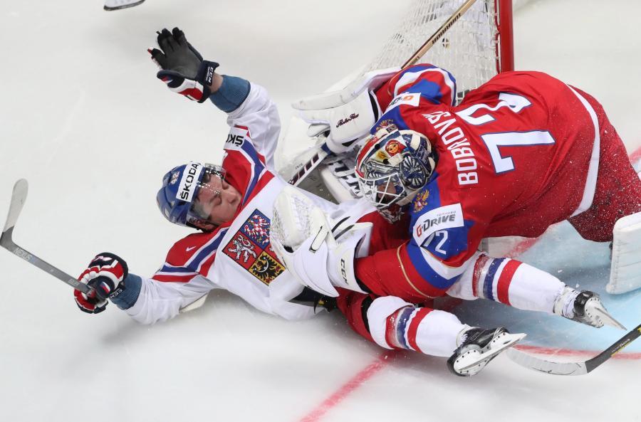 Sergei Bobrovski i Petr Koukal