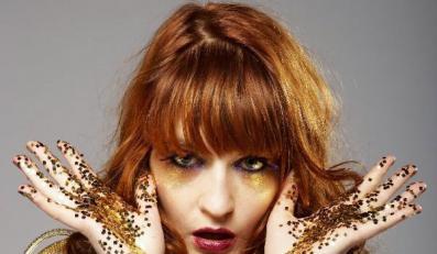 Florence Welch dziewczyną szamana