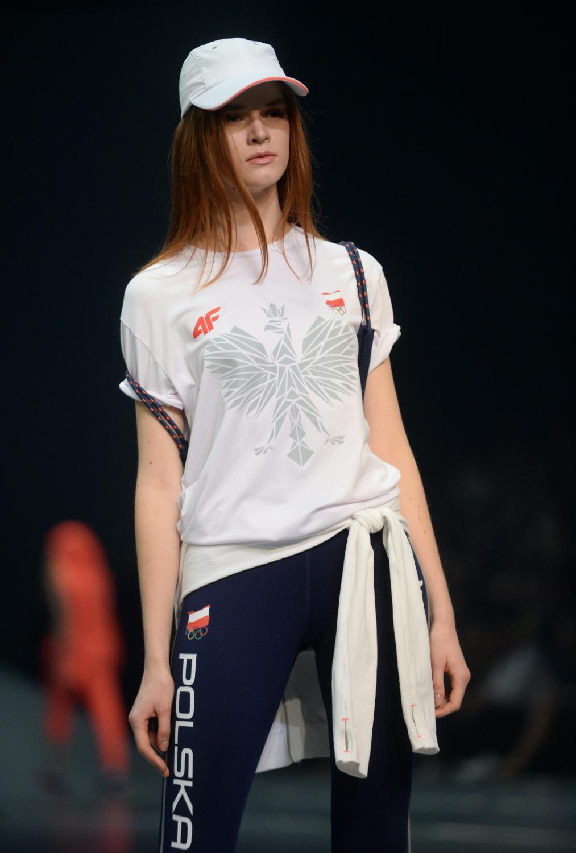 Pokaz kolekcji olimpijskiej Rio 2016