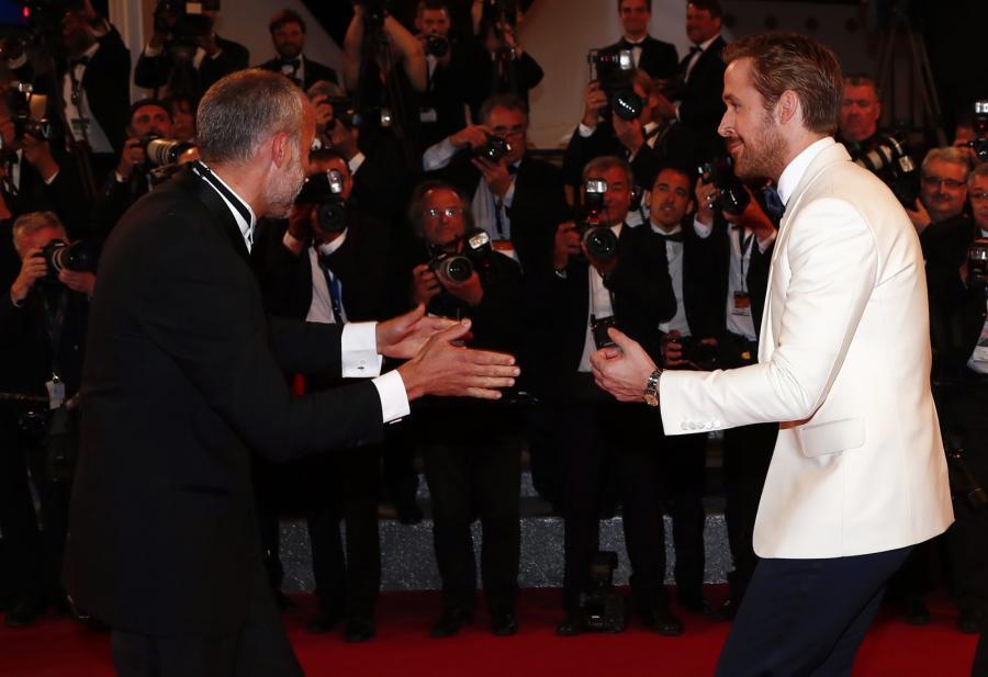 """Ryan Gosling na premierze """"Nice Guys"""""""