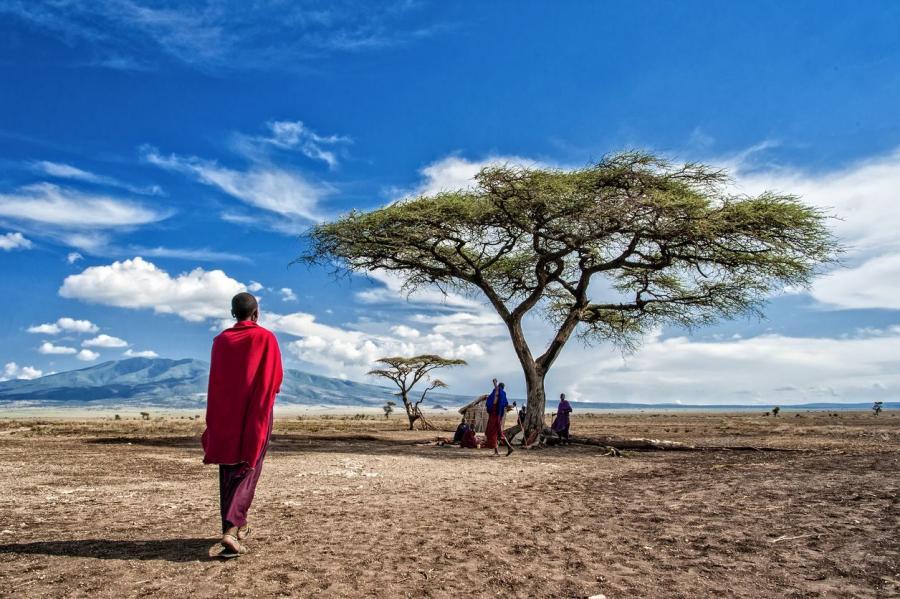 Biel. Notatki z Afryki / fot. Marcin Kydryński