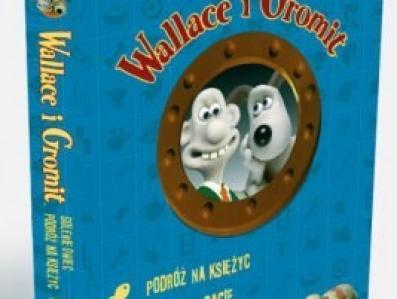 Wallace i Gromit 4DVD
