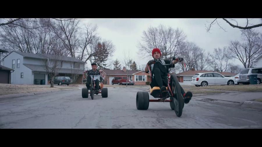 Zespół Twenty One Pilots - klip \