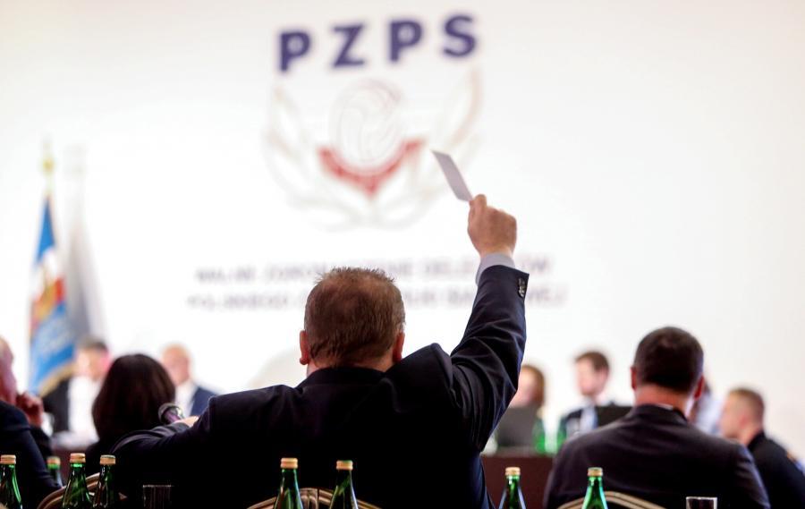 Walne Zgromadzenia Sprawozdawczo-Wyborcze Polskiego Związku Piłki Siatkowej