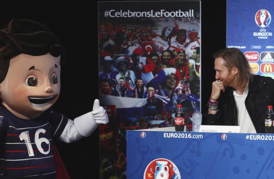 Przeboje Euro 2016