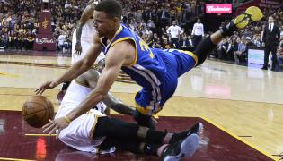 Stephen Curry i LeBron James