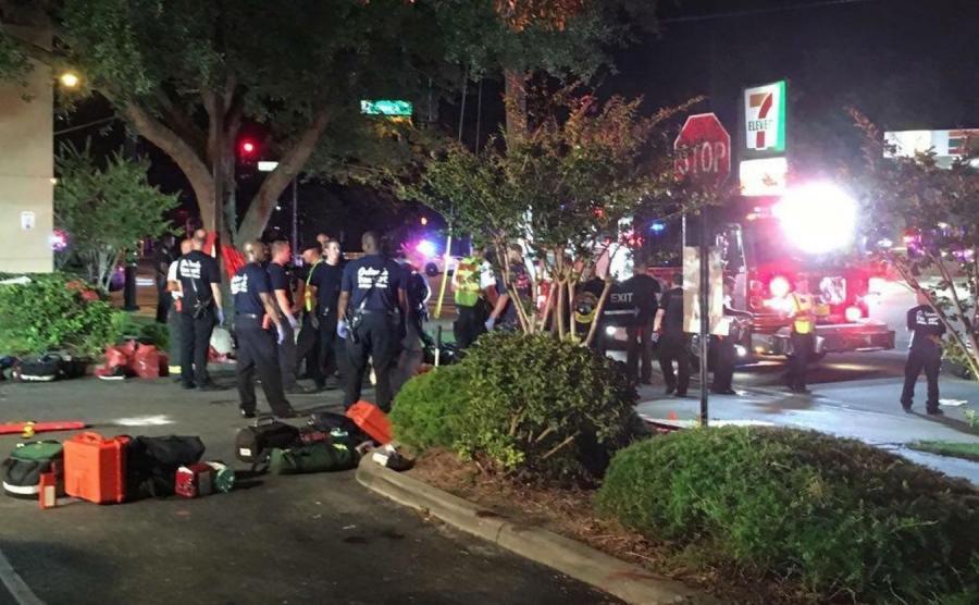 Strzelanina na Florydzie