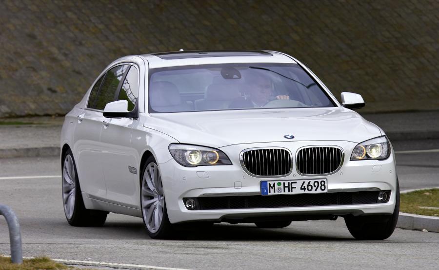 BMW serii 7 - gneracja produkowana od 2008 roku