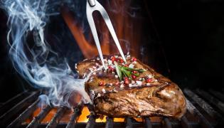 Mięso na grillu
