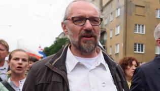 Lider KOD Mateusz Kijowski