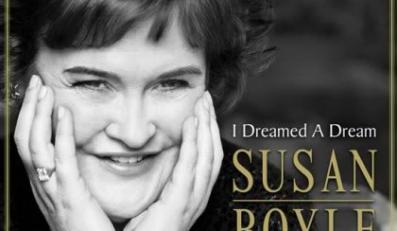 Okładka debiutanckiej płyy Susan