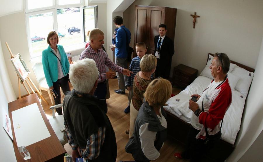 Apartament dla papieża