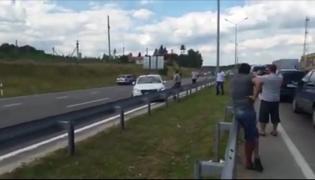 Na granicy ukraińsko-polskiej pobito Polaków