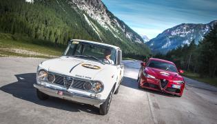 Alfa Romeo Giulia - wczoraj i dziś
