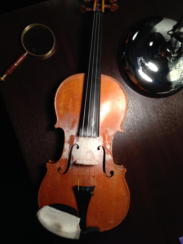 Zagubiony instrument