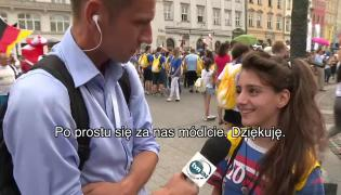 Syryjka z Aleppo, która przyjechała na Śiatowe Dni Młodzieży w Krakowie