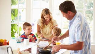 Rodzinne gotowanie