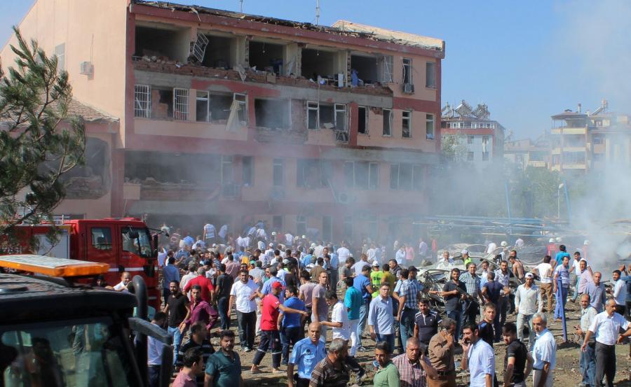 Zamachy w Turcji