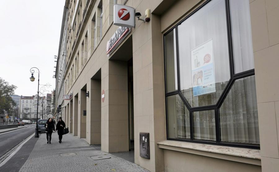 Pekao obecnie należy do włoskiego Unicredit