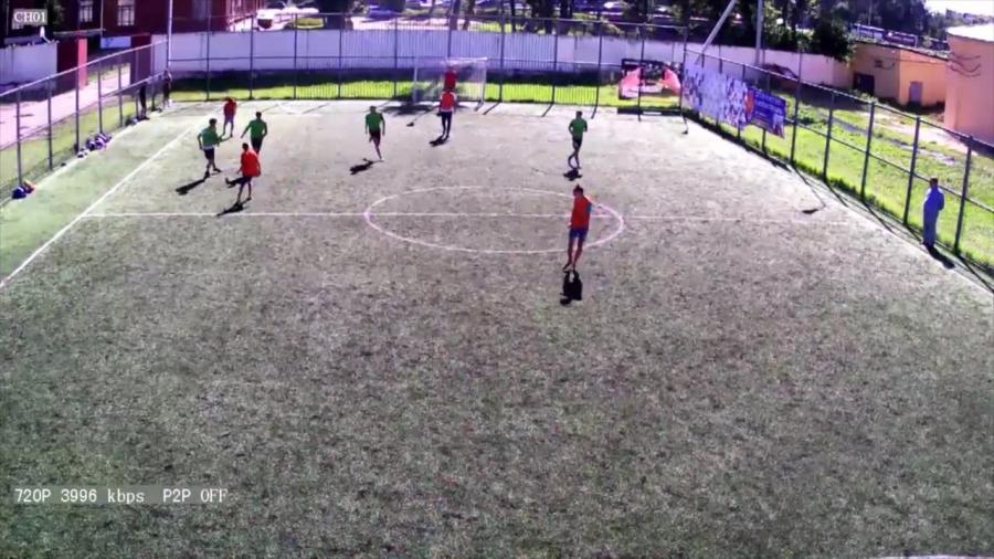 Grali w piłkę nieprzerwanie przez... siedem dni. Rosjanie ustanowili nowy rekord świata