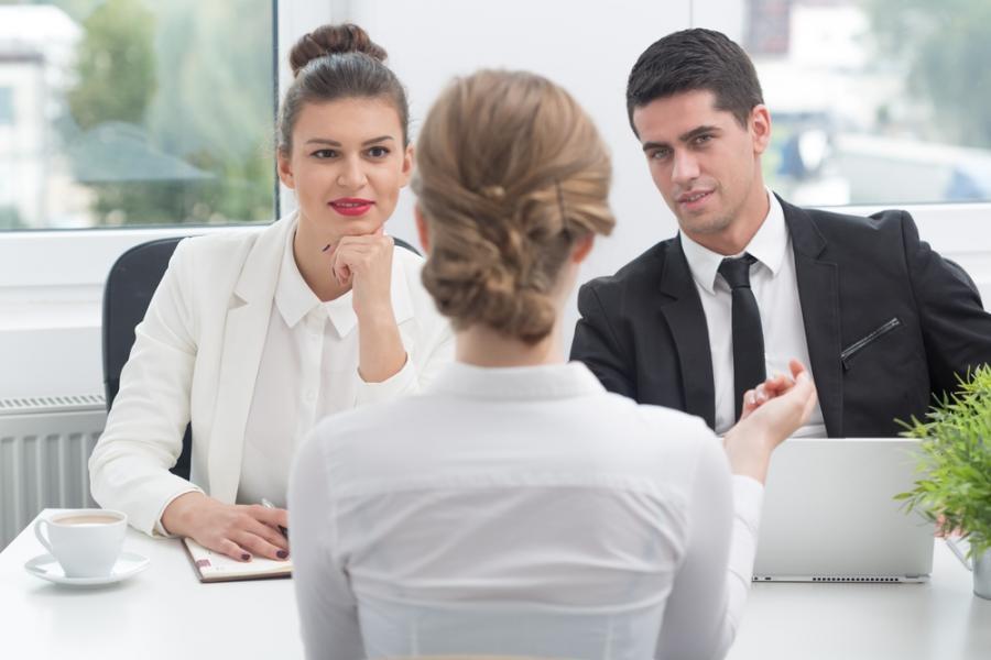 Rozmowa o pracę