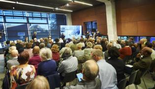 """Spotkanie """"Jak rodziła się demokracja w Polsce"""" w 40. rocznicę powołania Komitetu Obrony Robotników"""
