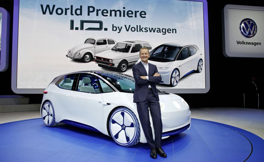 VW zainwestuje niemal 23 mld euro. \