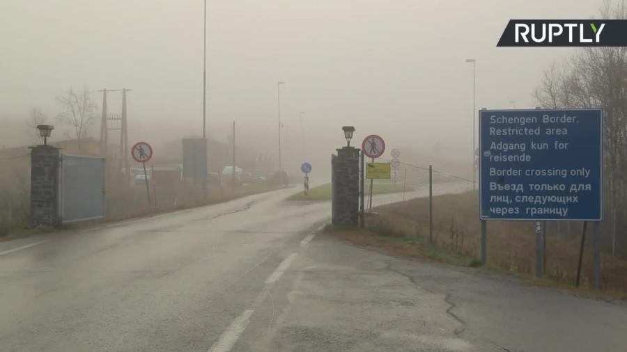 Powstaje płot na granicy Nowergii i Rosji