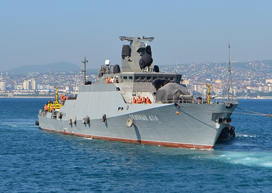 Rosyjskie korwety typu Bujan-M, które wpłynęły na Bałtyk, są naszpikowane niszczycielską bronią. ZDJĘCIA
