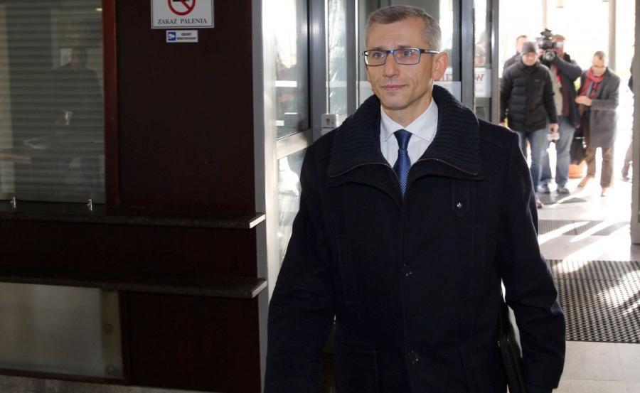 Prezes Najwyższej Izby Kontroli Krzysztof Kwiatkowski stawił się w katowickim wydziale Prokuratury Krajowej