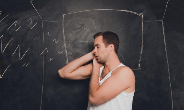 Przeszkadza spać, grozi cukrzycą i udarem - CHRAPANIE. Jak się go pozbyć?