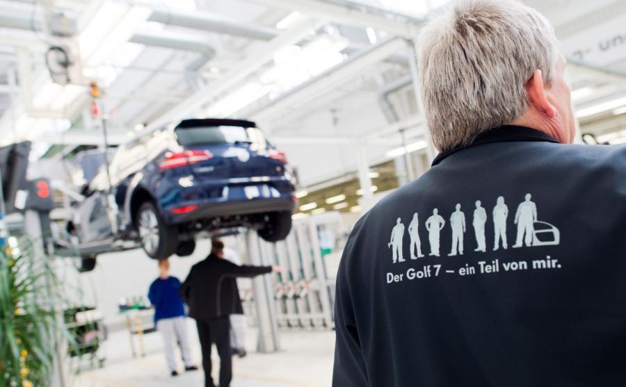 W Niemczech VW zredukuje 23 tys. etatów