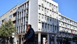 Budynek prokuratury w Podgoricy