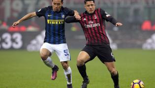 Yuto Nagatomo i Gianluca Lapadula