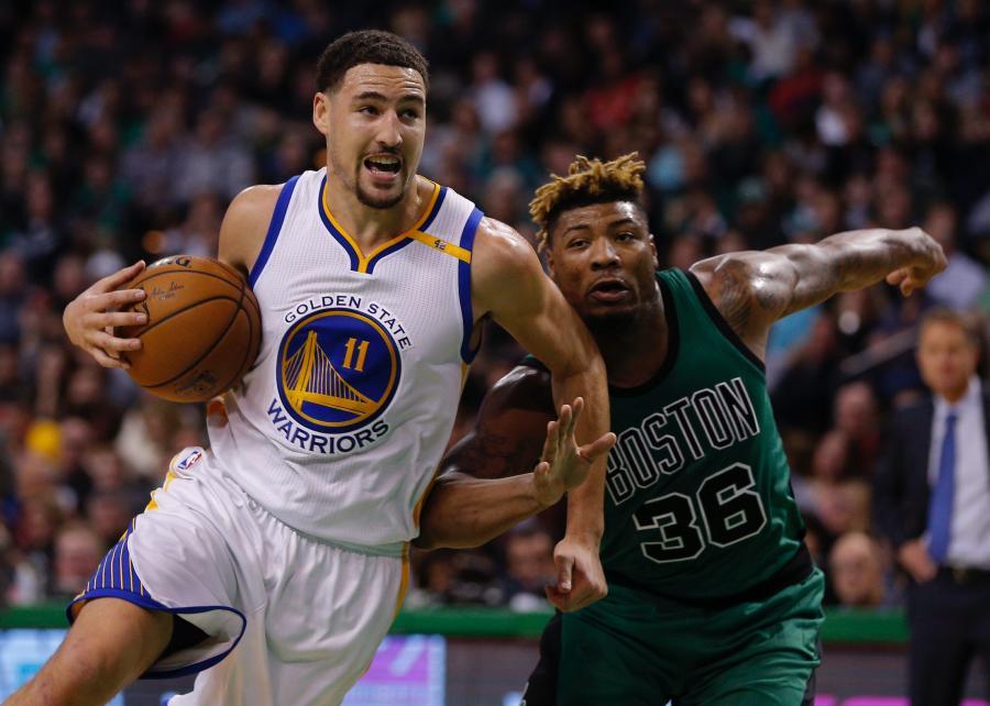 Golden State Warriors - Boston Celtics
