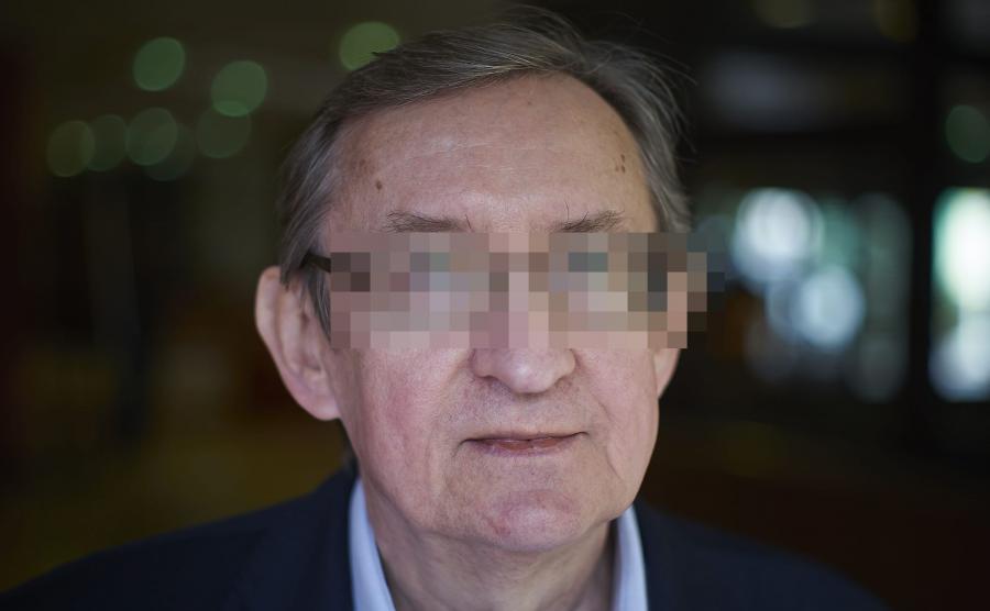 Były senator PO i działacz antykomunistycznej opozycji Józef P. zatrzymany przez CBA