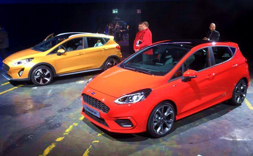 Ford fiesta - premiera nowej generacji w Kolonii