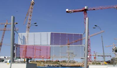 Stadion Narodowy obrośnie handlem