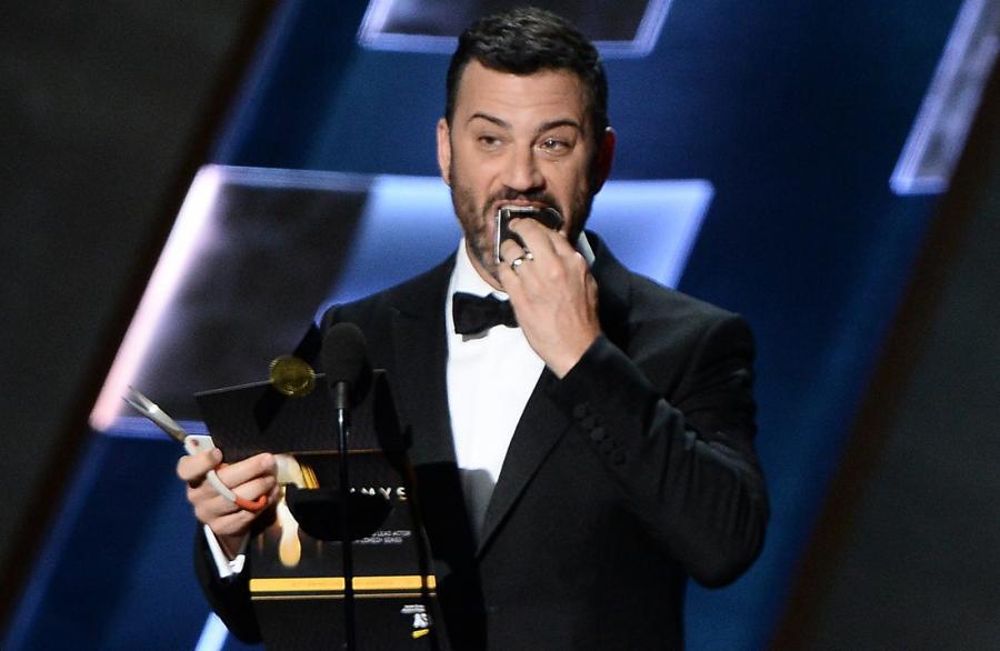 Jimmy Kimmel prowadzącym galę Oscarów 2017