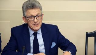 Przewodniczący sejmowej komisji sprawiedliwości i praw człowieka Stanisław Piotrowicz